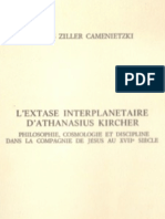 CAMENIETZKI, Carlos Ziller. L'Extase Interplanetaire d'Athanasius Kircher