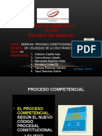 Diapostivas Proceso Competencial