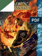 Mage the Awakening - Grimoire of Grimoires