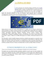 La Zona Euro