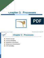 Processes Mod-3