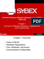 certified wireless network administration