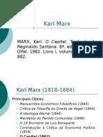 Karl Marx - o Capital (Acumulacao Primitiva)