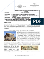 Contexto Histórico y Geográfico Del Surgimiento de La Filosofía # 2