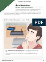 Cómo Conectar Dos Routers_ 18 Pasos (Con Fotos)