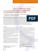 AtencionPartoOCDE_Matronas2014