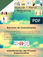 Grupo # 3 Barreras de Comunicacion y Marco de Referencia Seccion 0901