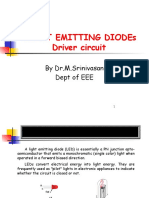 Led Driver Circuit Presentation