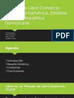 Tratado de Libre Comercio entre Centroamérica, Estados Unidos y República Dominicana