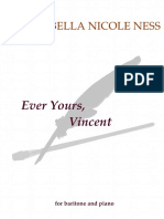 Ever Yours Vincent