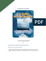 La Nube Del No Saber - Anónimo Inglés Del Siglo XIV