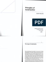 (Texto) MILLER, David. the Escope of Social Justice. in. Social Justice