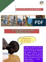 Importancia Del Agua en La Salud Publica1