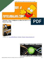 Tutorial_ Como Configurar La Bios de Mi PC ó Laptop Para Iniciar Desde Una USB - Tu Te Lo Bajas