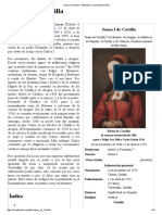 Juana I de Castilla - Wikipedia, La Enciclopedia Libre