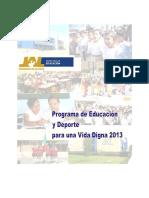 1Educación y Deporte Jalisco