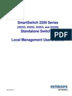 Smart Switch 2200
