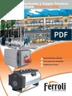 Prextherm RSW Catalogo Comercial