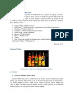 Mercado Del Whiskey Internacional y ecuatoriano