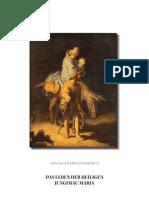 Anna Katharina Emmerich - Das Leben Der Heiligen Jungfrau Maria