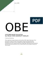 OBTL Manual