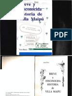 La Historia de Villa Maipú