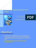 24 Universal Measurement of Ships Cridland