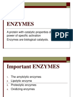Enzymes 2015