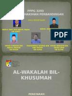 Al Wakalah Fil Khusumah