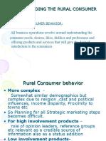 Rural Marketing Consumer Behavior