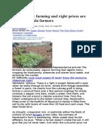 3 Organic Farming
