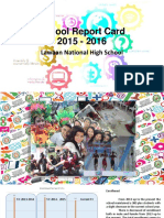 School Repor Card