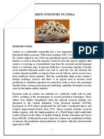 CASHEW INDUSTRY IN INDIA (1).docx