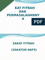 Materi Zakat Fitrah