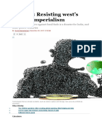 Carbon Imperialism