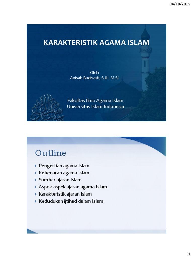 Sebutkan Dan Jelaskan Sumber Ajaran Islam - Sebutkan Mendetail