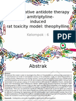 An Alternative Antidote Therapy in Amitriptyline