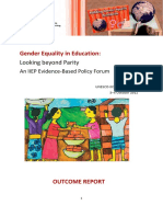 Gender Policy Forum Outcome Report21