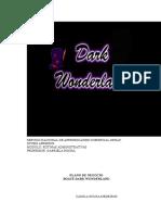 Plano de Negócios Dark Wonderland 2