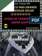 EL BARCO MAS GRANDE DEL MUNDO DE ENERGIA SOLAR.ppsx