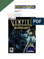 Vampire Bloodlines