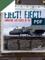 Eject! Eject! Argentine Air Losses Falklands 1982