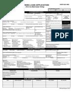 Housing Loan Application (for Co-Borrowers) (HLA-CB, HQP-HLF-069, V02)