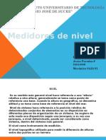 Medidores de Nivel s1
