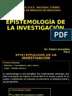Epistemología de La Investigación