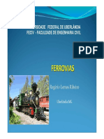 Aula de ferrovias/ railways
