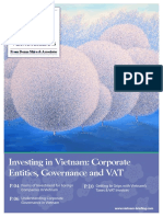 VB 2015 Issue 22_Investing in Vietnam Corporate Entities, Governance and VAT.pdf