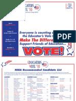 NSEA Endorsemnts