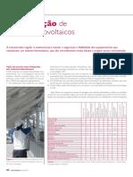 Manutenção de Sistemas Fotovoltaico