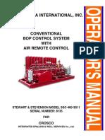 183130028 Koomey s s Manual